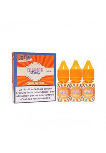 Cornflake tart TPD 3 x 10ML - Dinner Lady