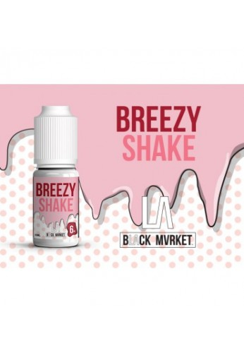 Breezy Shake 10 Ml TPD - Black Market