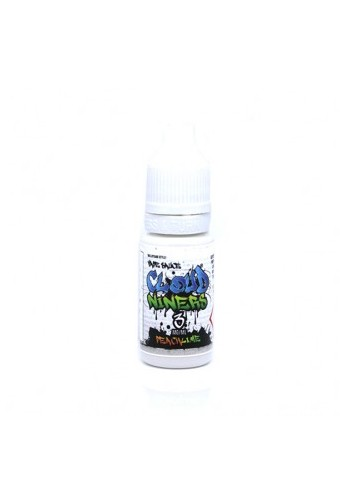 Peach Lime 10 Ml - Cloud niner's Vape Sauce