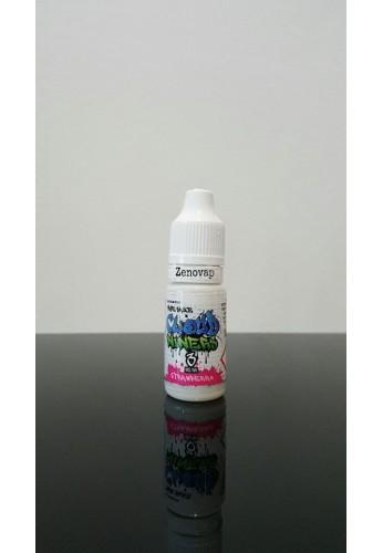 Strawberry 10 Ml - Cloud niner's Vape Sauce