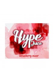 Strawberry Mixed 10 Ml - Hype Juice
