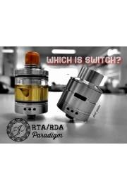 Switch RDA / RDTA - Paradigm Modz
