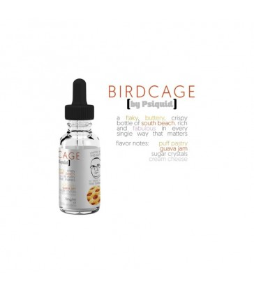 Birdcage 50ml - Psiquid