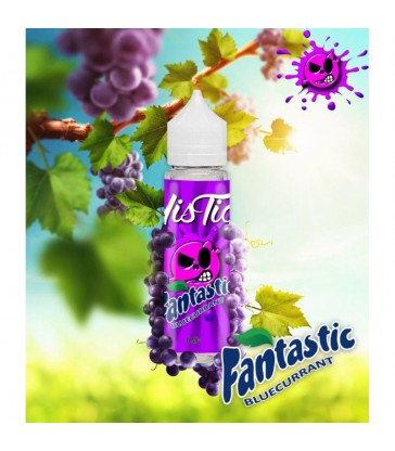 Fantastic BlueCurrant 50ML - Mistiq