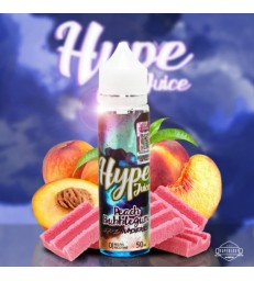 Peach Bubblegum 50ml - Hype Juice