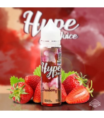 Strawberry Mixer 50ml - Hype Juice