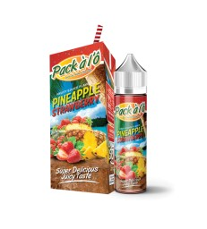 Pineapple Strawberry 50ML - Pack à l'Ô