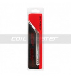 Ceramic Tweezer (Bent) - Coil Master