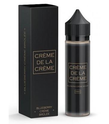 Blueberry Crème Brulee - Crème de la Crème