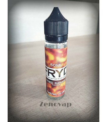 Banana 50ML - Fryd