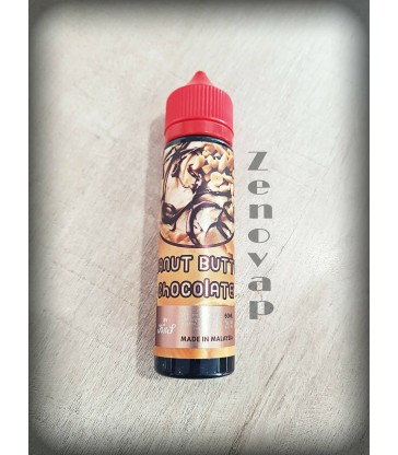 Peanut Butter Chocolate 50 ml - KXS