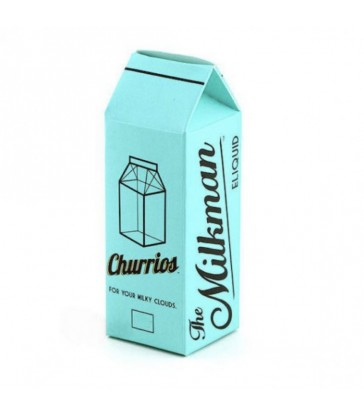 Churrios - The MilkMan e-liquid