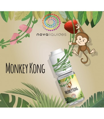 Monkey Kong 10ml - Nova Liquides