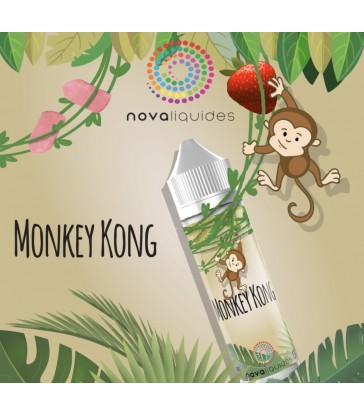 Monkey Kong 50ml - Nova Liquides