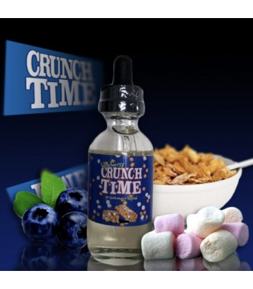 Crunch Time Blueberry - California Vaping Co