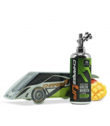 Green Monsta 50ml - Charge Up