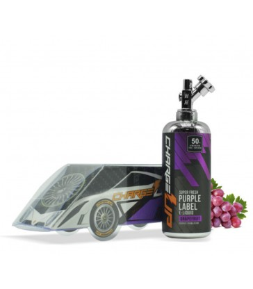 Purple Label 50ml - Charge Up