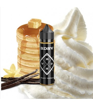 Crazy Vanilla 50ml - BDSV