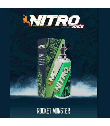 Rocket Monster - Nitro Juice