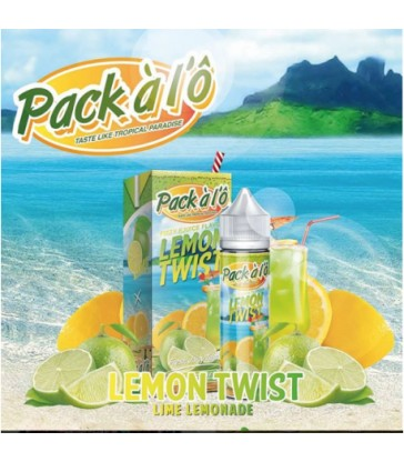 Lemon Twist - PACK À L'Ô