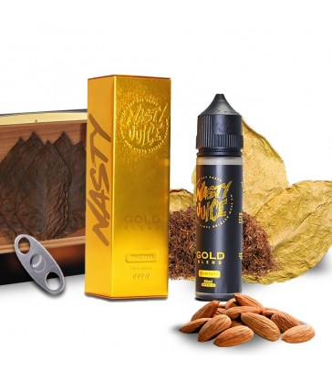 Nasty Tobacco Series Gold Blend
