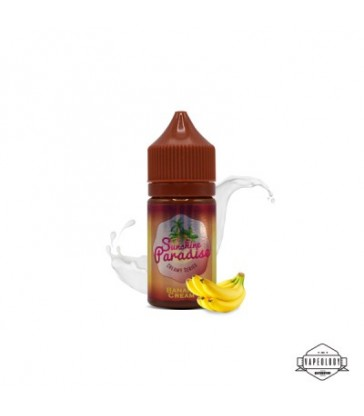 Concentré Banana Cream 30ml - Sunshine Paradise Creamy Series
