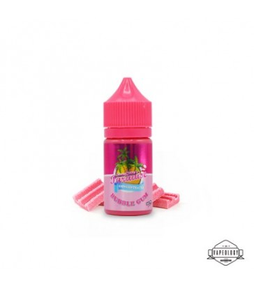 Concentré Bubble Gum 30ml - Sunshine Paradise