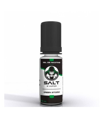 Green Storm 10ml Salt E-Vapor by Le French Liquide