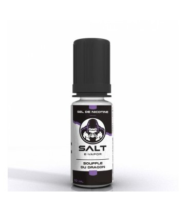 Souffle du Dragon 10ml Salt E-Vapor by Le French Liquide