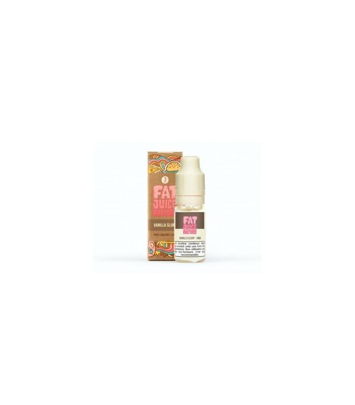Vanilla Slurp 10ml Fat Juice Factory by Pulp