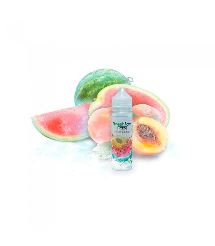 FRESH FARM ICED WATERPEACH 50ML