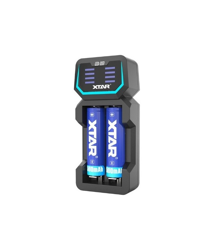 Chargeur D2 Xtar Light
