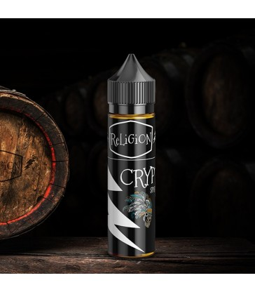 Crypt Spirit 50ml - Religion Juice