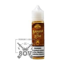 Banana de Leche 50ML - 80V