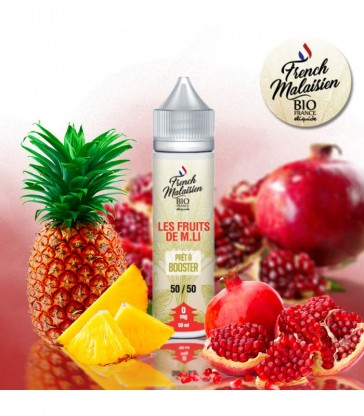 Les Fruits de M.Li 50 ml - Bio France