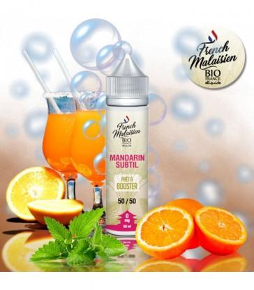 Mandarin Subtil 50 ml - Bio France