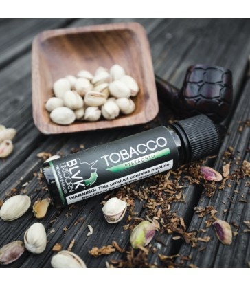 TOBACCO PISTACHIO 50 ML 0 MG - BLVK