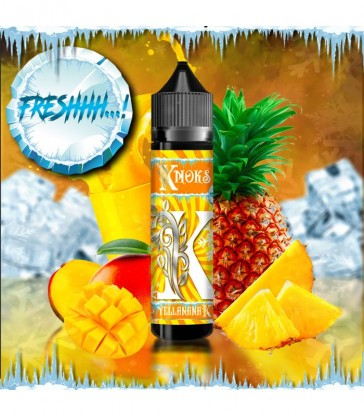 Knoks Yellanana K Freshhh 50ml By JMM