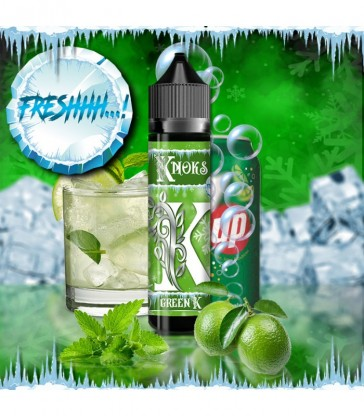 Knoks Green K Freshhh 50ml By JMM