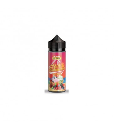 Hello Summer - Smuff Berries 100ML - Horny Flava