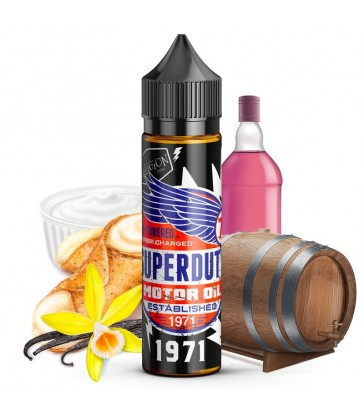 E-liquide Super Duty Motor Oil Religion 50 ml