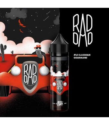 E-LIQUIDE RAD DAD 50 ML – BIG PAPA