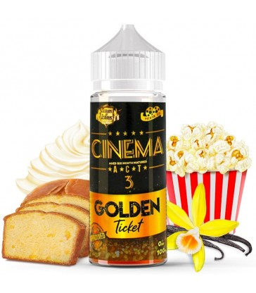 E-liquide Cinema Reserve Act 3 Clouds of Icarus