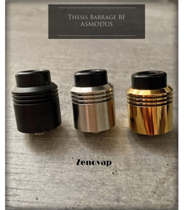 Thesis Barrage RDA BF 24mm - Asmodus