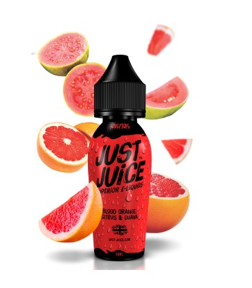 BLOOD ORANGE, CITRUS & GUAVA 50ML JUST JUICE