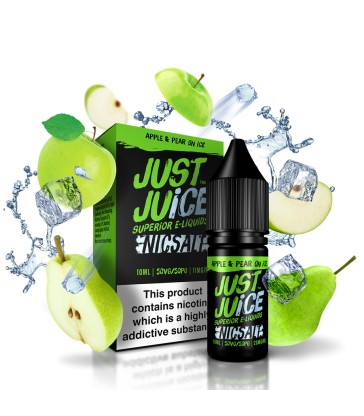 APPLE & PEAR ON ICE 10ML Nicsalt