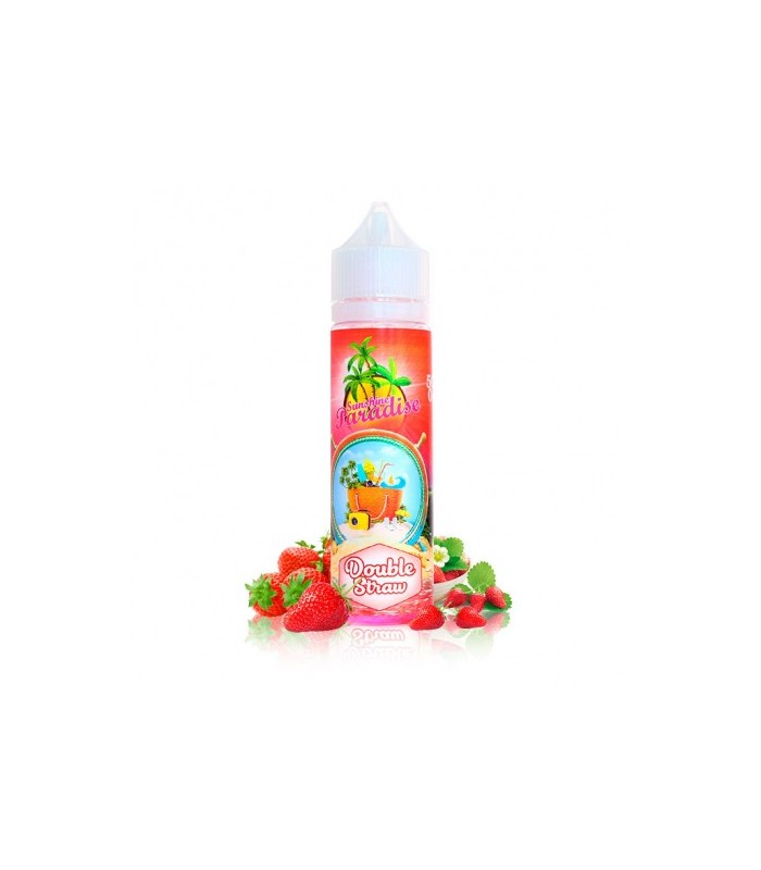 DOUBLE STRAW - SUNSHINE PARADISE 50ML