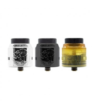 Dripper Nightmare RDA Suicide Mods 28 mm - Double Coil