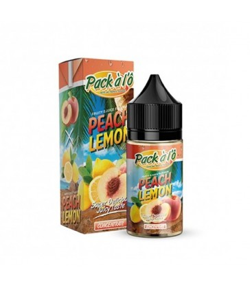Concentré Peach Lemon 30ml Pack à l'Ô