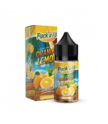 Concentré Orange Lemon 30ml Pack à l'Ô